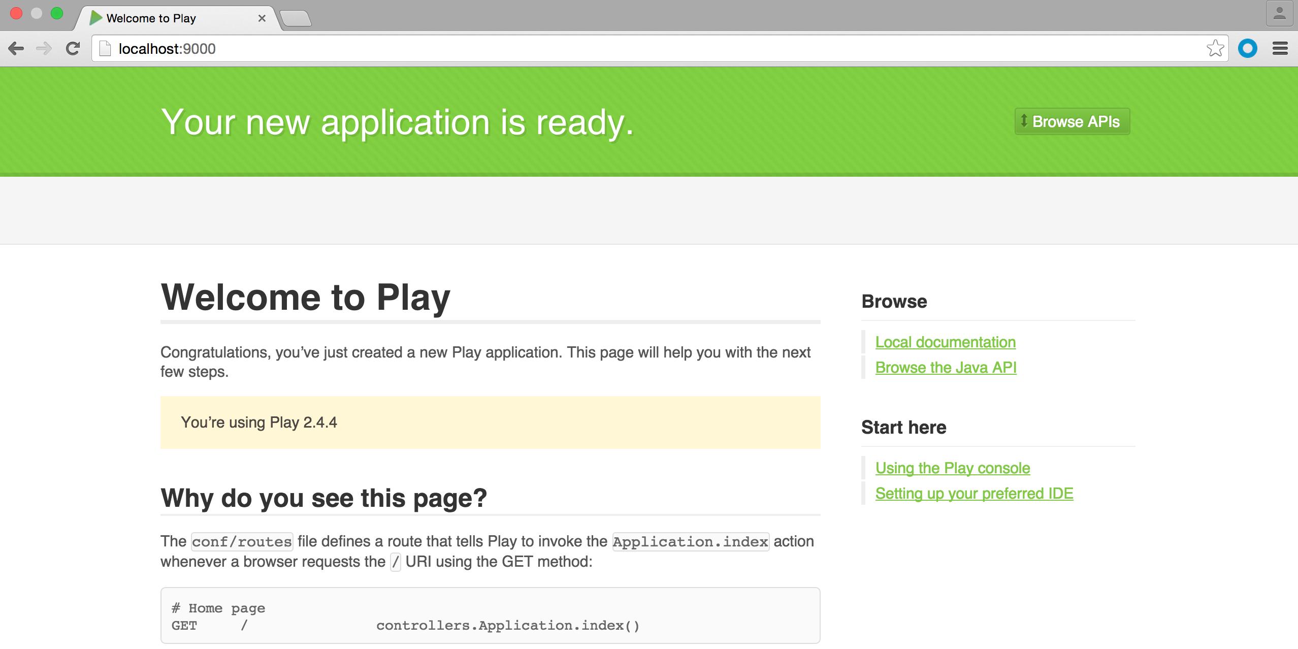 Play! Framework, maraghuram.github.io